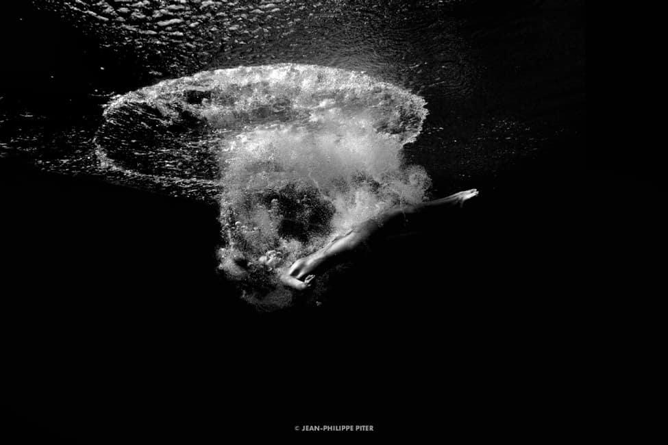 Black Pool Series, Priscilla Atomic St. Barts, 2013