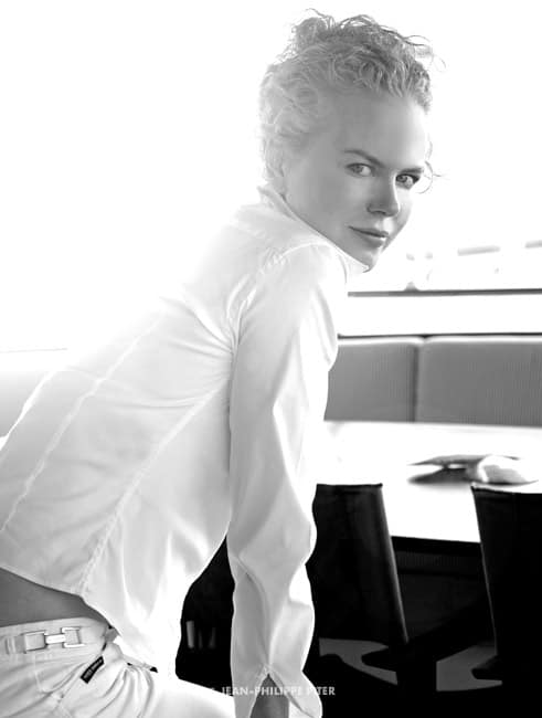 Nicole Kidman, St-Barth, 2007