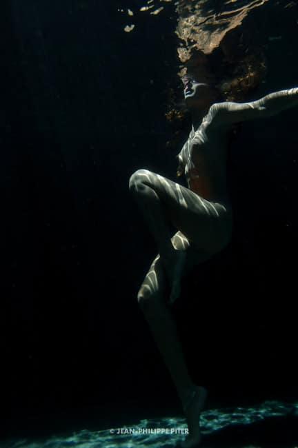 Black Pool Series, Manon St. Barts, 2009