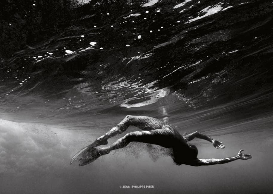 Wave Series, Amandine Merlin St. Barts, 2004