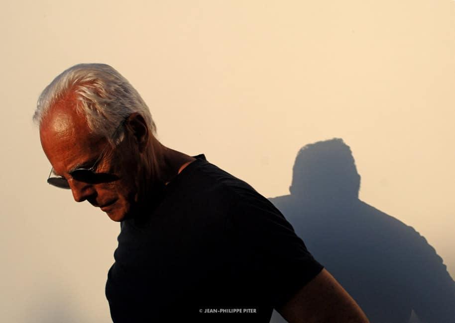 Giorgio Armani, St-Barth, 2010
