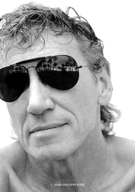 Roger Waters, St-Barth, 2006