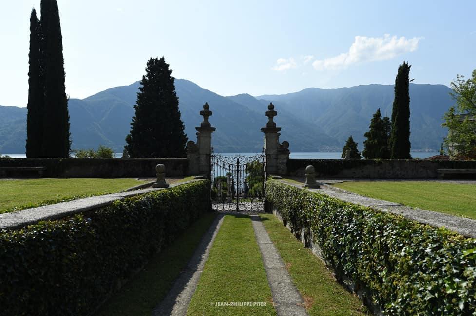 Keld Mikkelsen, Lago di Como