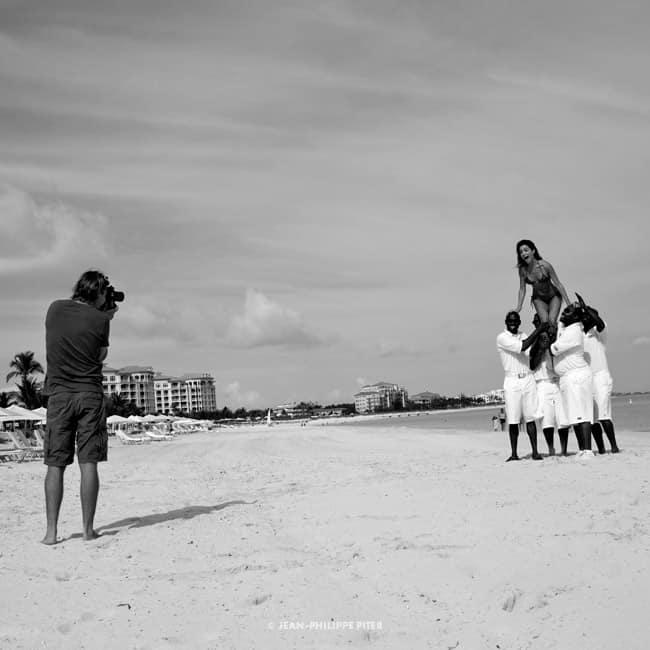 Diana Morales, Turks & Caicos, 2014 Photo by Julie Berlizon